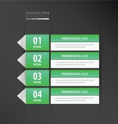 Label design neon green vector