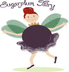 Sugarplum Fairy vector image