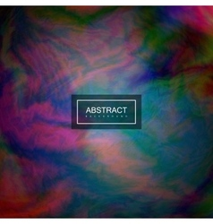 Holographic or glitch abstract background vector