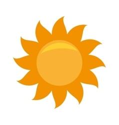Sun sunny sunlight vector