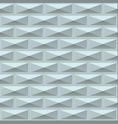 White tiles texture seamless pattern vector
