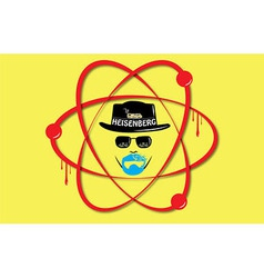 Heisenberg image vector