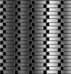 Optical against metallic gradient vector