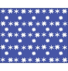 wallpaper with snowflake vector image
