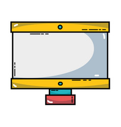 Computer technology with electronic information vector