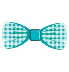 hipster bow tie graphic vector image vector image