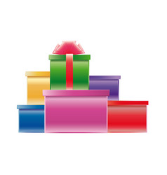 Different gifts vector