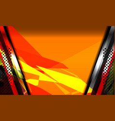 Geometric abstract backgrounds design vector