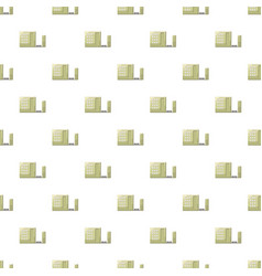 Office phone pattern vector