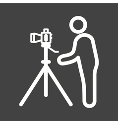 Photographer i vector