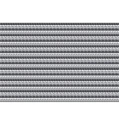 Rebars pattern background reinforcement steel vector