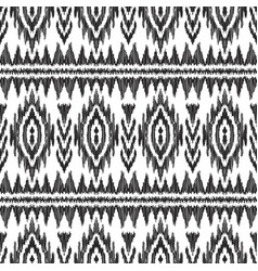 Aztec seamless pattern vector