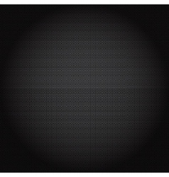 carbon fibre background vector image vector image