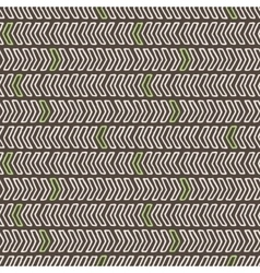 seamless texture of hand-drawn arrows or vector image vector image