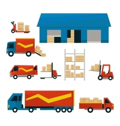 Logistic related set vector