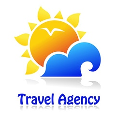 TravelConcept vector image vector image