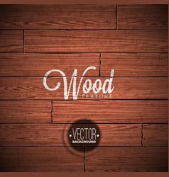 Wood texture background design natural dark vector