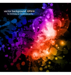 abstract grunge vector image vector image