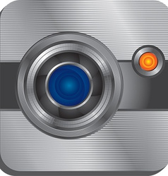 Web cam design vector