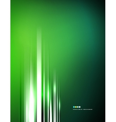 Light shiny straight lines background vector image vector image