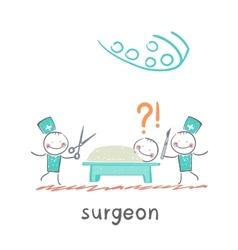 Surgeons vector
