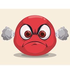Cartoon emotions design vector image