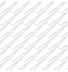 seamless pattern with stars stock vector image