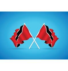 Trinidad and tobago flag vector