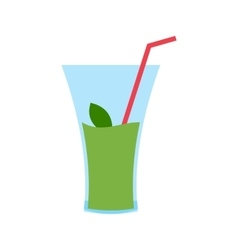 Herbal drink vector