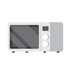 Microwave oven technology appliance equipment vector