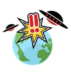 Aliens attack vector
