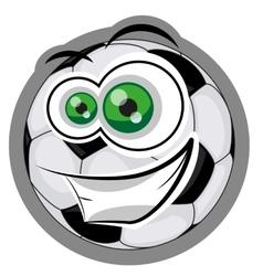 football ball vector image vector image