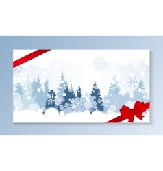 Christmas snowflakes on background with a vector