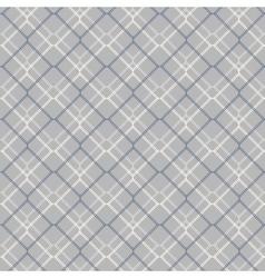 Vintage rhombus background vector image