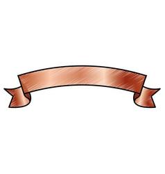 ribbon banner blank vector image