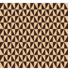 Geometric seamless abstract pattern with vector
