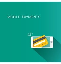 Flsmartphone processing of mobile payments vector