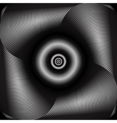 Abstract rotation vector