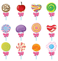 Lollies vector