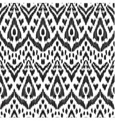 Fancy seamless pattern vector