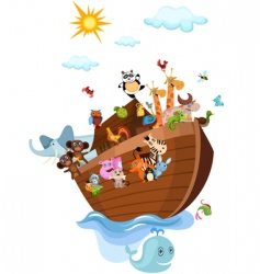 ark vector image vector image