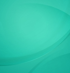 Abstract cyan background for design vector