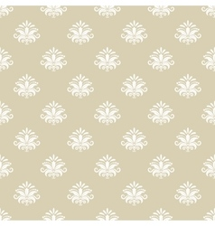 Vintage pattern seamless background vector