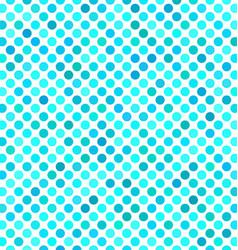 Light blue abstract dot pattern design vector