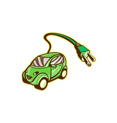 Plug-in hybrid electric vehicle isolated vector