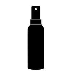Spray the black color icon vector