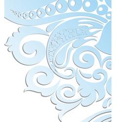 wave illustration vector image