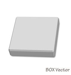 empty paper box vector image