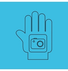 Technology app ecommerce vector