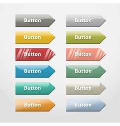 Web buttonspart iii vector